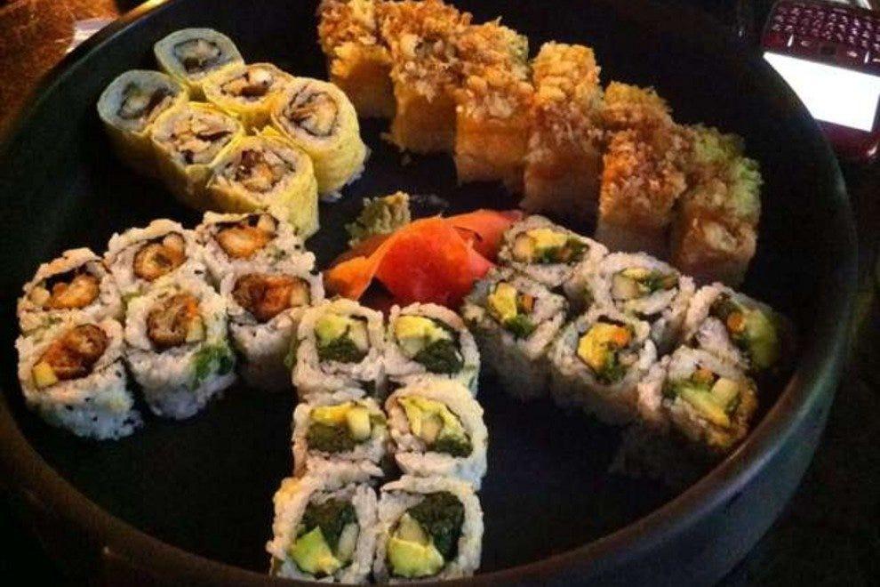 Washington sushi restaurants 10best restaurant reviews for 7 spices asian cuisine