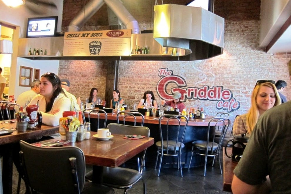 The Griddle Cafe Los Angeles Restaurants Review 10best