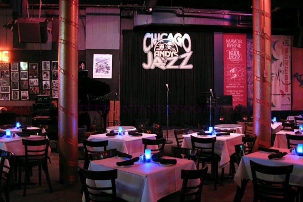 Andy's Jazz Club