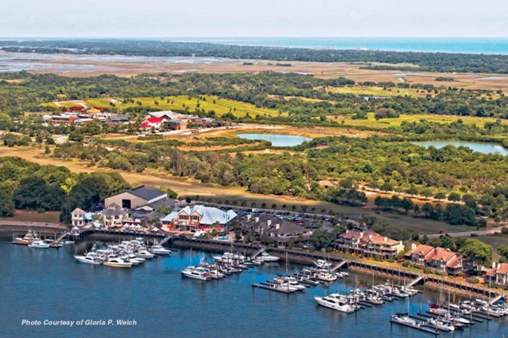 Seabrook Island Marina Restaurants