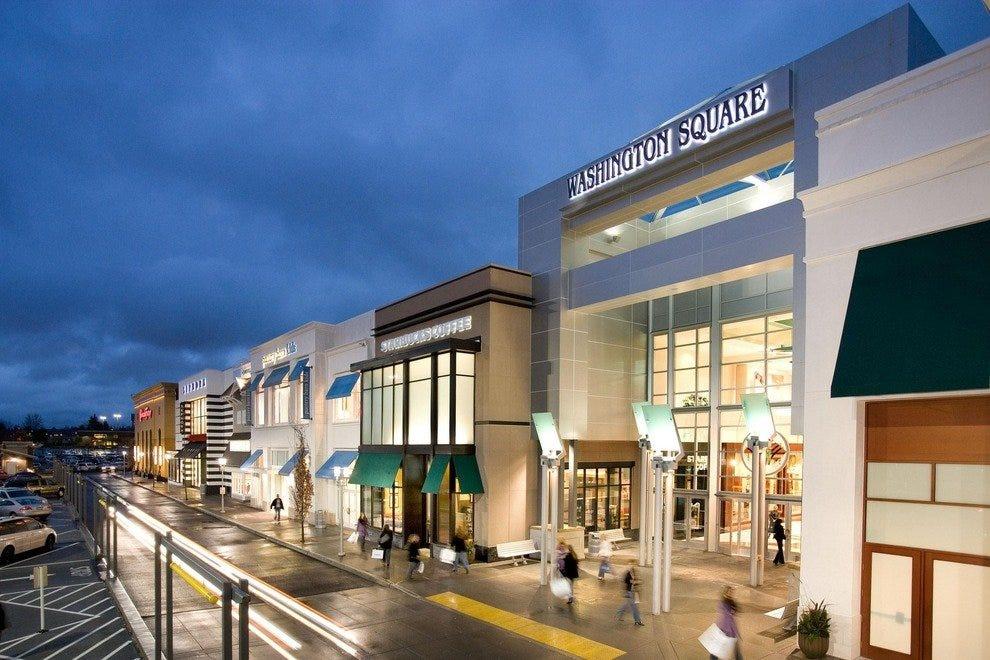 华盛顿广场购物中心