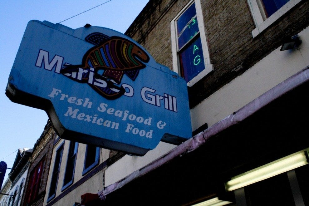 Marisco's Seafood Grill