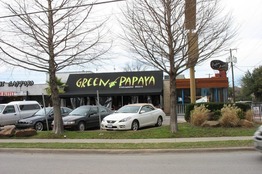 Green Papaya Vietnamese Bistro