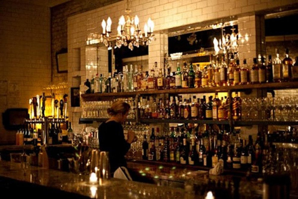 Maudes liquor bar chicago restaurants review 10best for Trendiest hotels in chicago