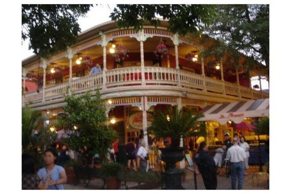 La Margarita Restaurant Amp Oyster Bar San Antonio