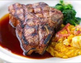 Superb Veal Can Make a Restaurant Memorable