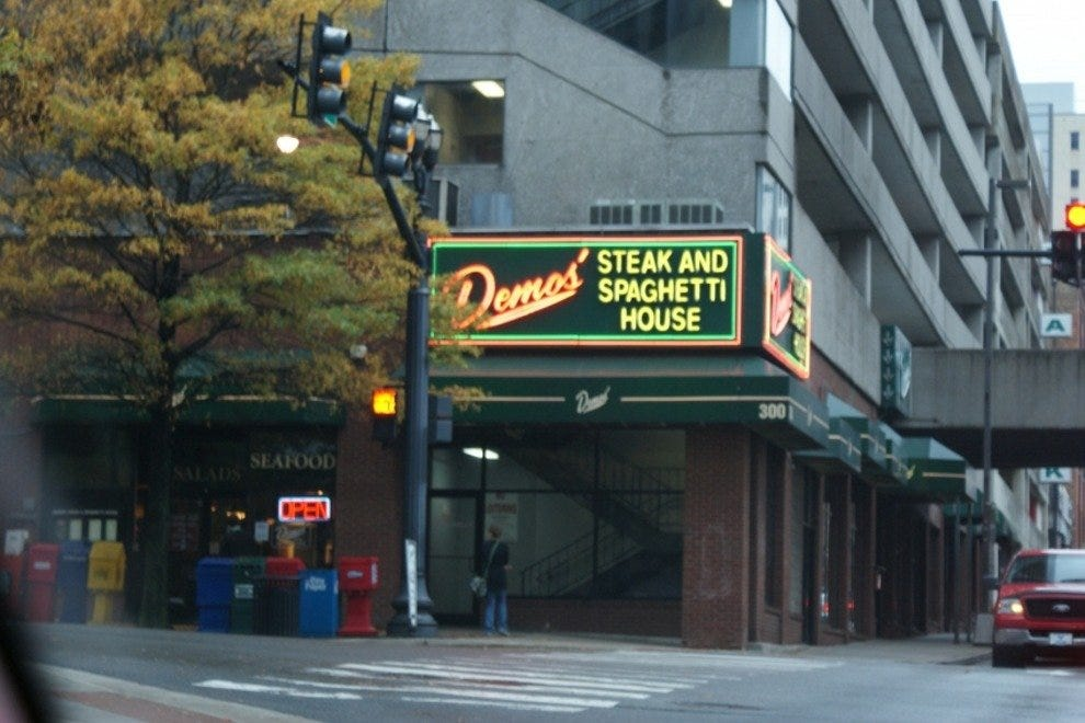 Demos' Steak and Spaghetti House