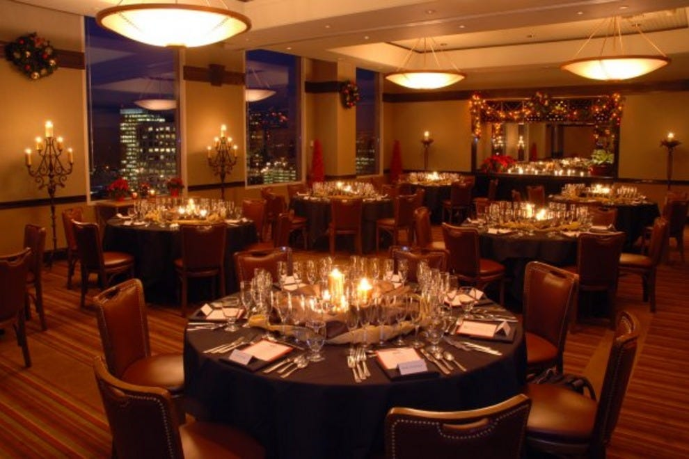 Restaurants With Private Rooms Near