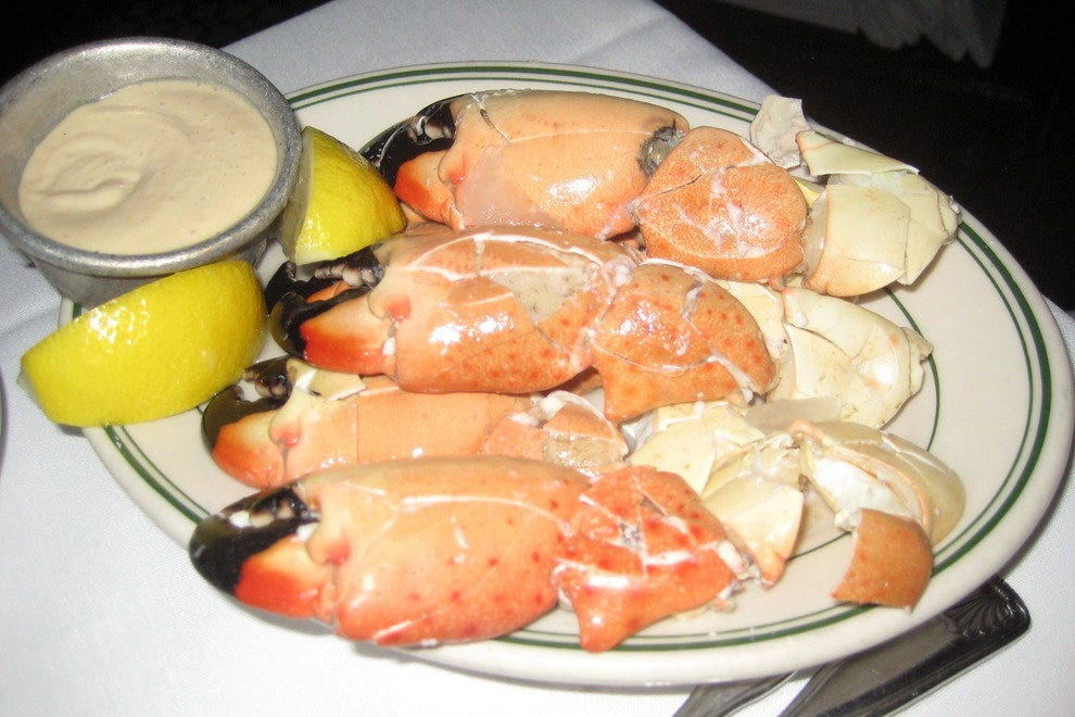 Best Seafood In Miami Beach