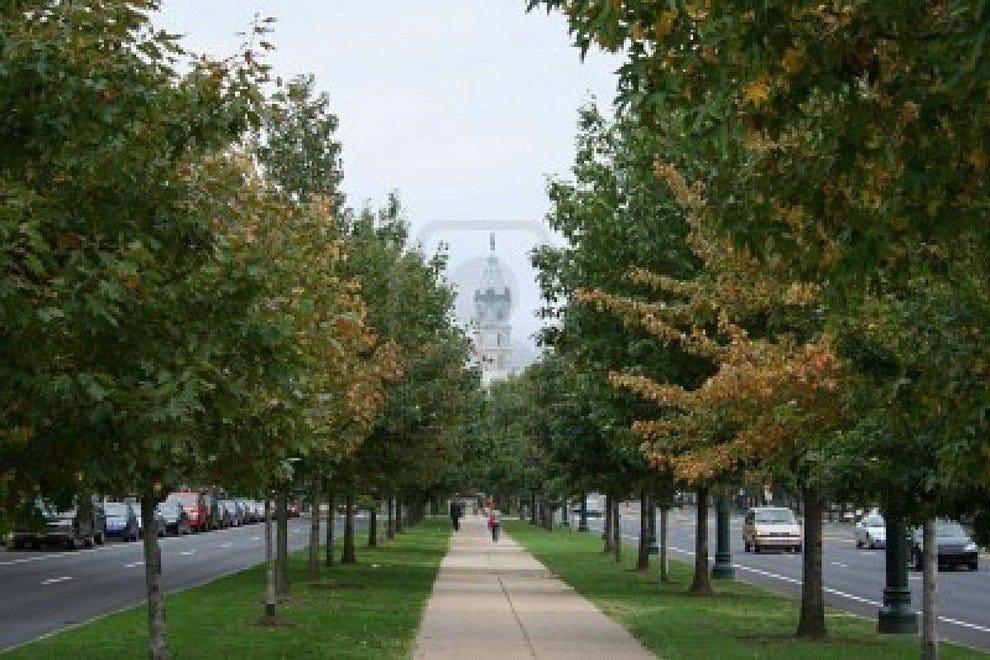本杰明富兰克林公园路