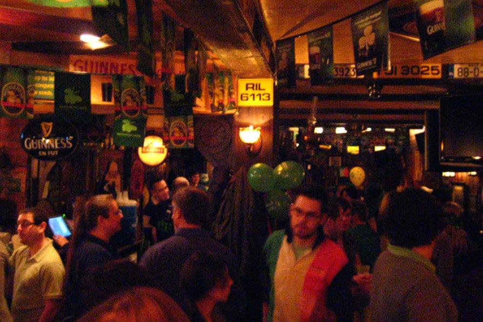 麦基宾的爱尔兰酒吧