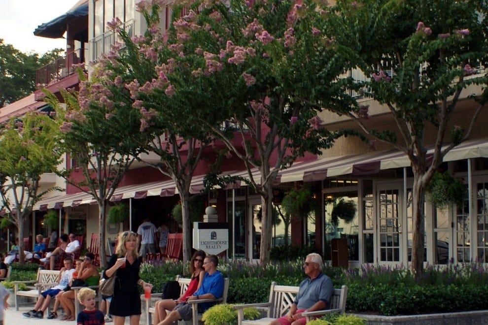 South Beach Marina Village Hilton Head Sc