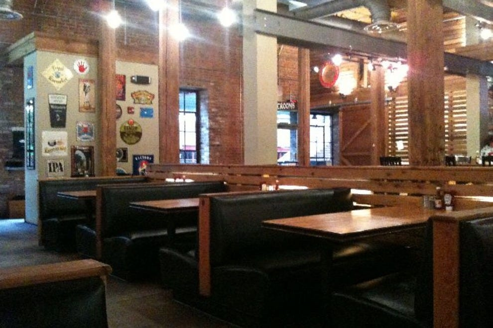 Tyler's Taproom and the Speakeasy