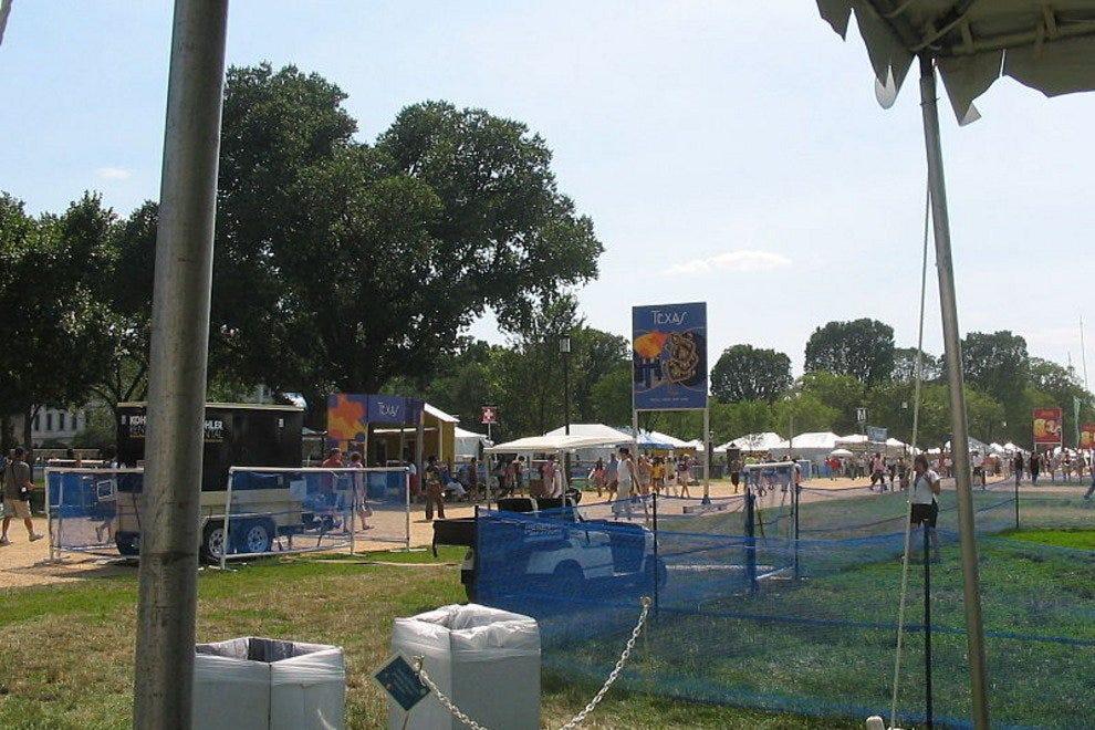 Texas Folklife Festival Food