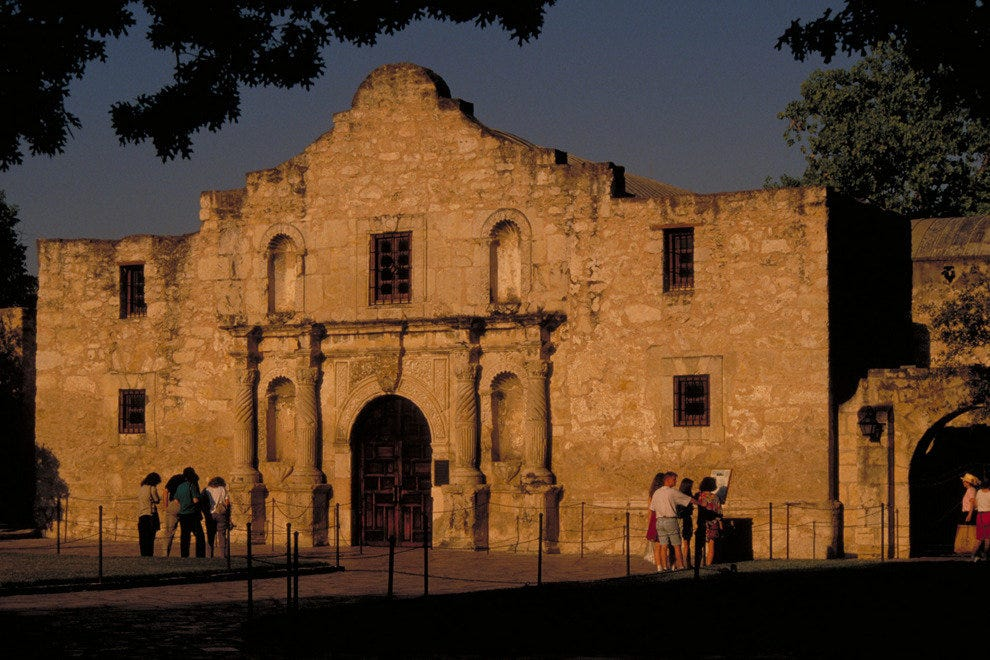 Remember The Alamo Weekend and Dawn At The Alamo