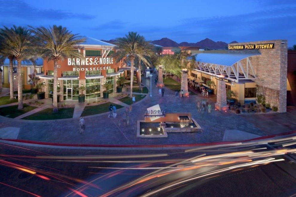 North Ridge Shopping Center Restaurants