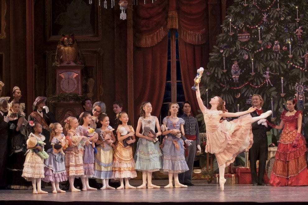 Washington Ballet: <i>Webre's Nutcracker</i>