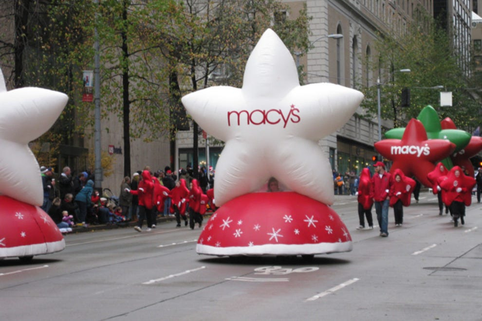 Macy's Holiday Parade