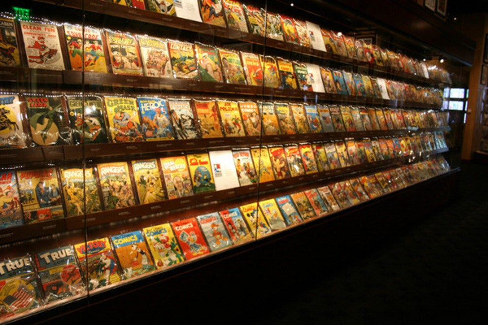 Geppi's Entertainment Museum: Baltimore Attractions Review ...