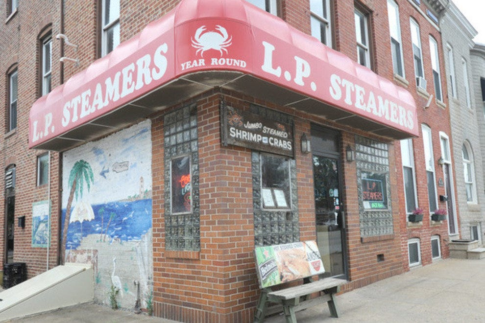 L. P. Steamers