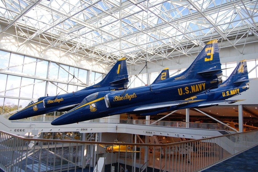 National Museum of the US Navy