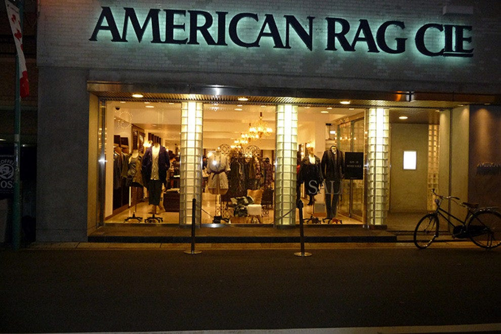 American Rag Cie Los Angeles Shopping Review 10best