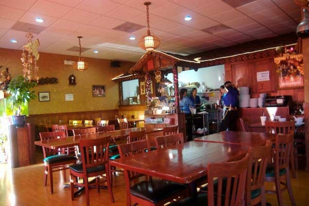 Hollywood Thai Town Restaurants