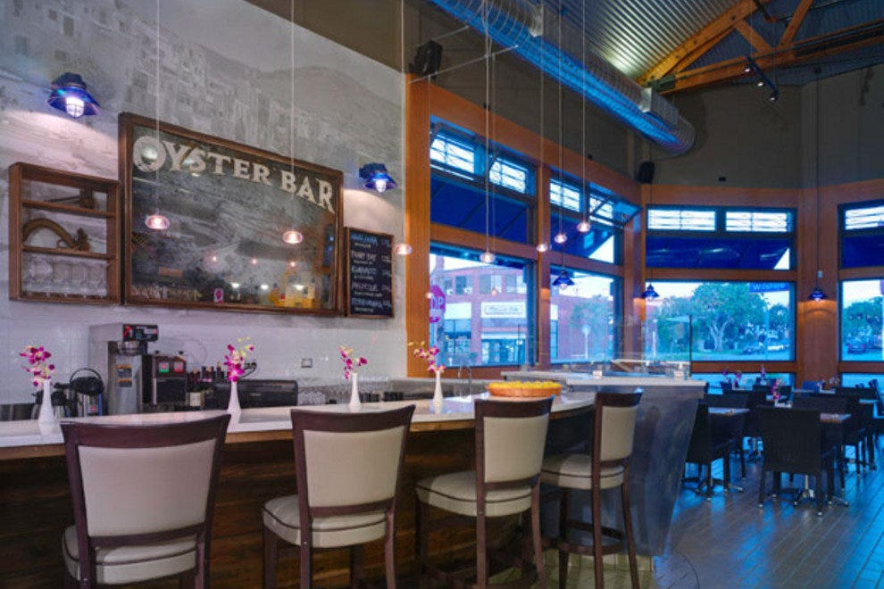 Santa monica 39 s best restaurants restaurants in los angeles for Santa monica fish company