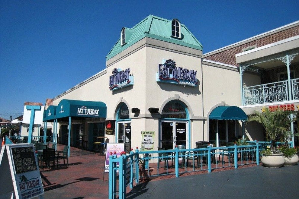 Fat Tuesday Myrtle Beach Nightlife Review 10best Experts And Tourist Reviews