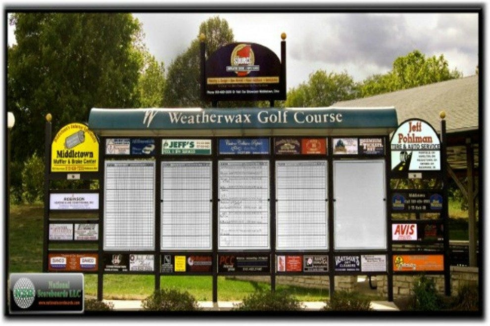 Weatherwax Golf Course - Valley/Highlands