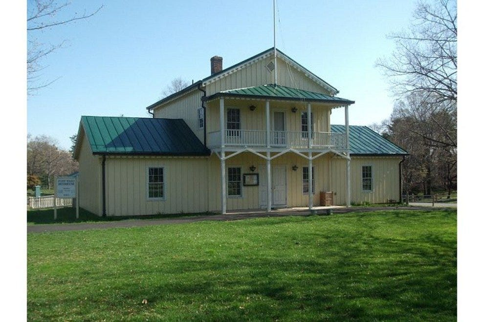 Fort Ward Museum & Historic Site