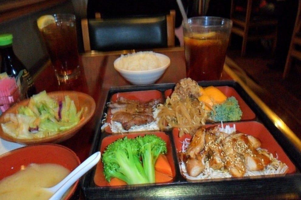 Japanese restaurant food for Asian cuisine athens al