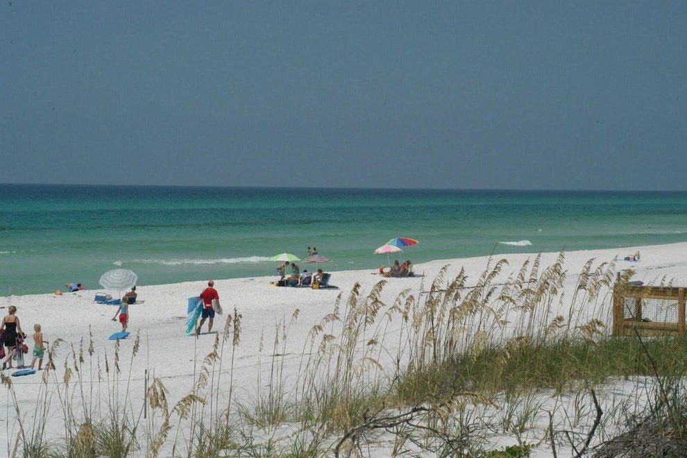 Grayton Beach State Recreation Area