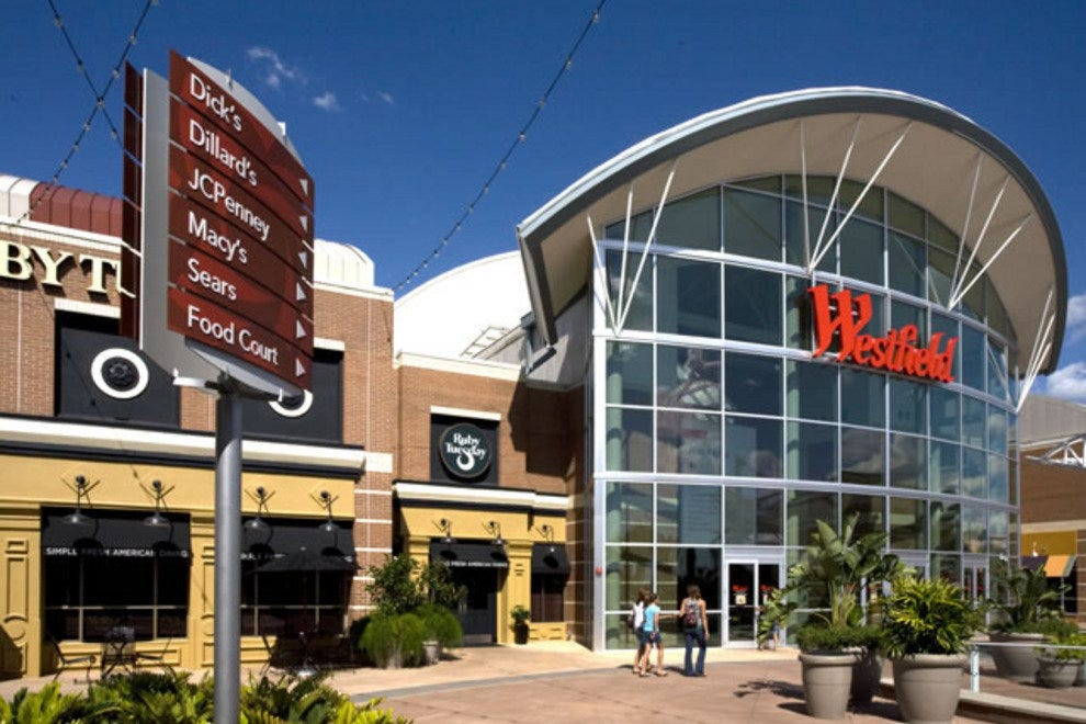 Westfield Brandon Tampa Shopping Review 10best Experts