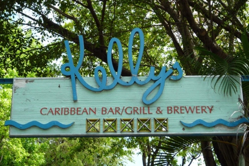 Kelly's Caribbean Bar, Grill and Brewery