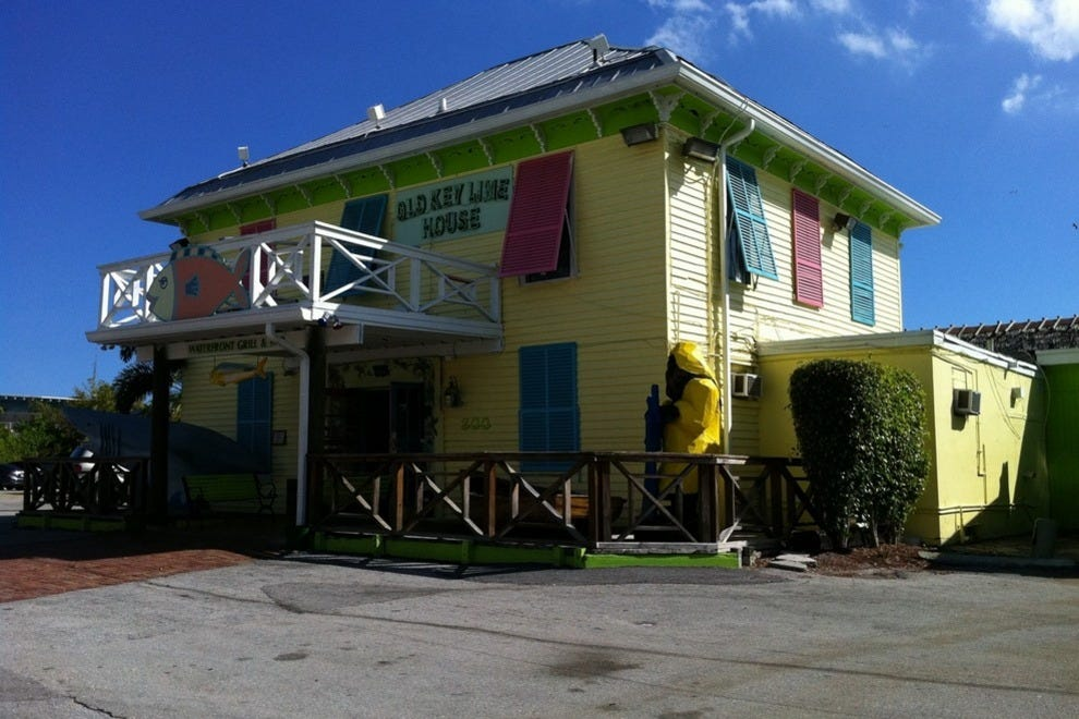 Old Key Lime House West Palm Beach Florida