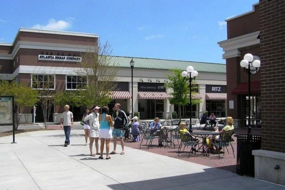 Mount Pleasant Towne Centre