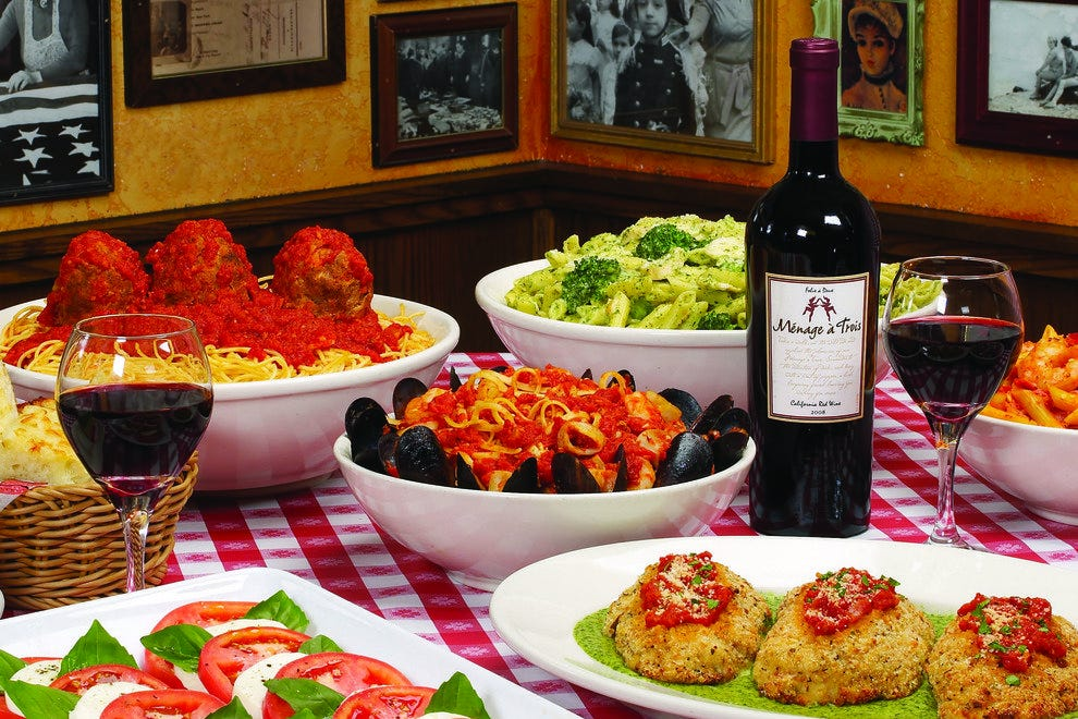 Medford Or Italian Restaurants