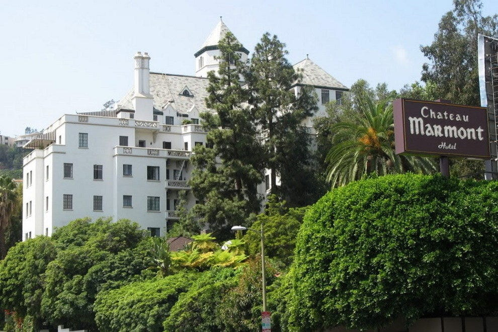 Chateau Marmont Lounge