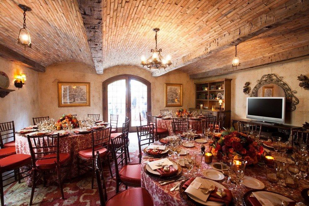 Food And Drink: Montecito's Best Restaurants: Restaurants In Santa Barbara