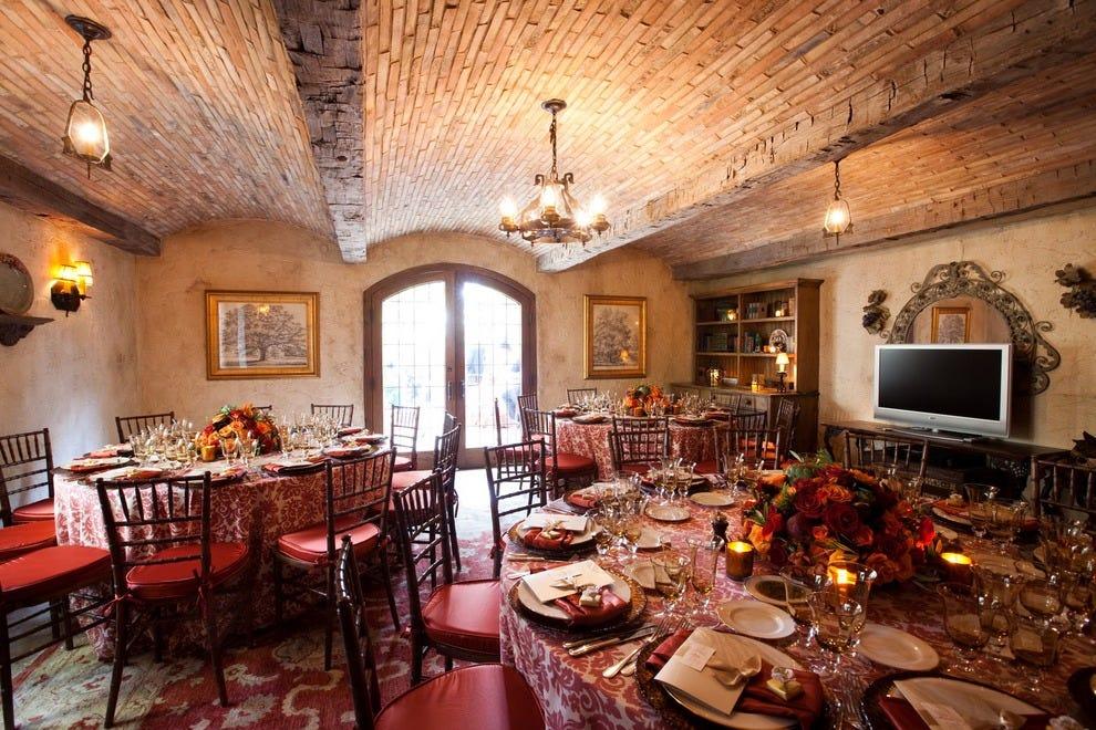 Stonehouse at san ysidro ranch santa barbara restaurants for Home designs and granite santa barbara