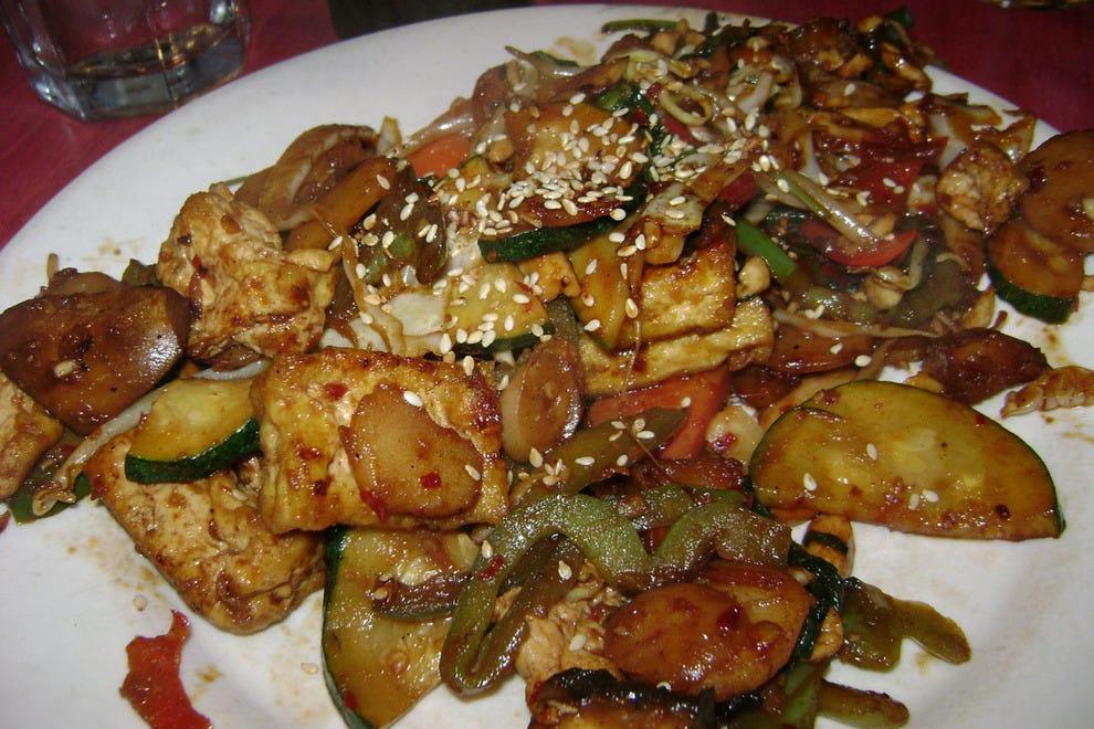 Genghis Khan Mongolian Grill: Kansas City Restaurants Review ...