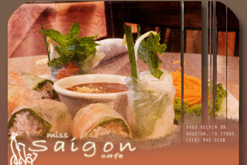 Miss Saigon Cafe