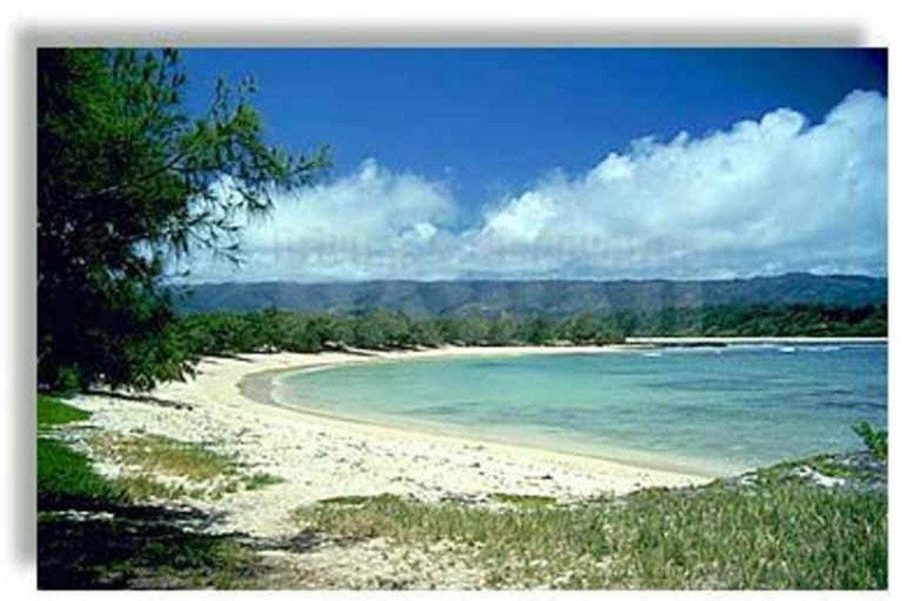 Malaekahana State Recreation Area and Goat Island