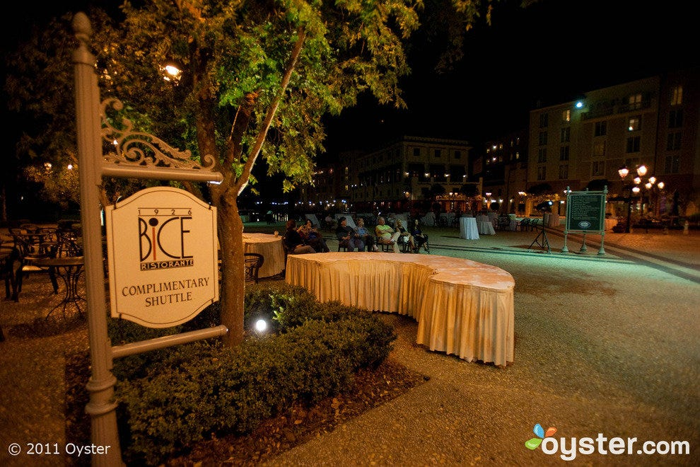 Bice Ristorante at Loews Portofino Bay Hotel