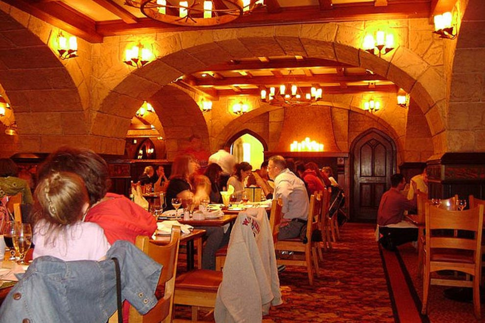 Le Cellier Steakhouse: Orlando Restaurants Review - 10Best ... - Cellier Cuisine