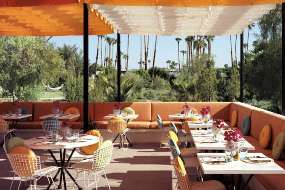 Breakfast Restaurants In Palm Springs Ca