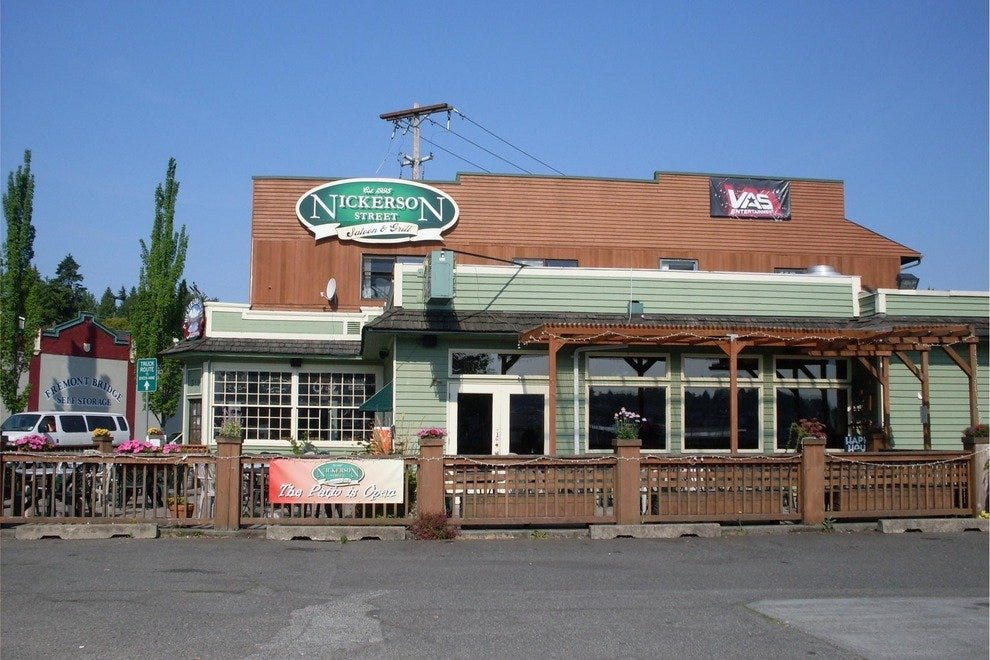 Nickerson Street Saloon