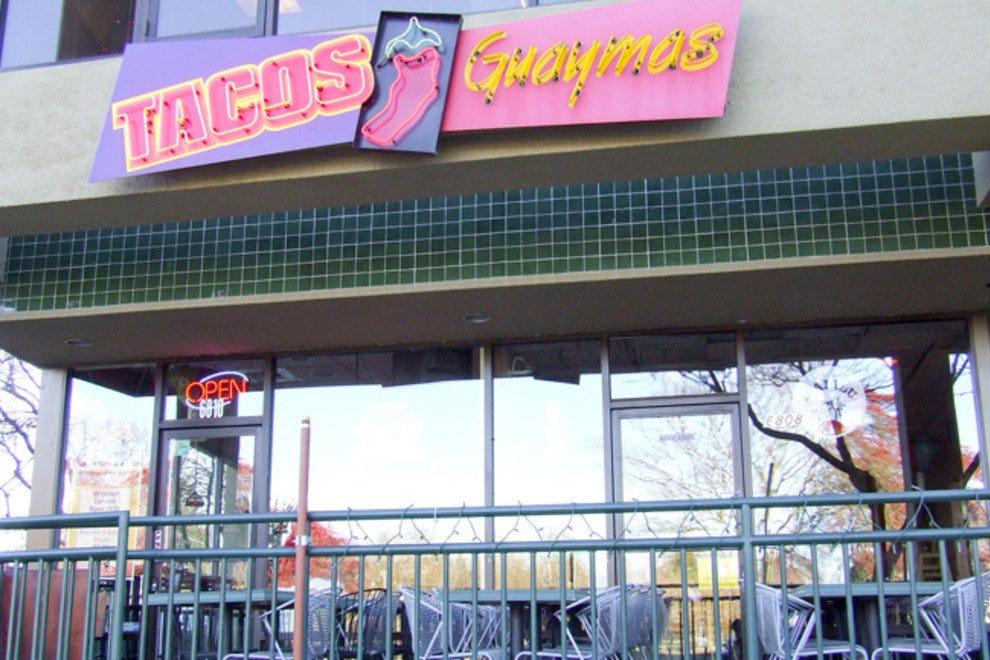 Tacos Guaymas Greenlake