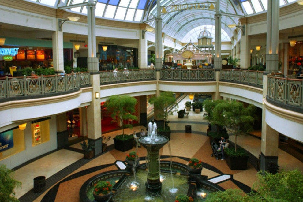 King Of Prussia Mall Philadelphia Shopping Review